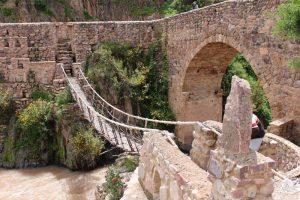 Puente Colgante - Riippusilta - Pitumarca